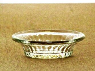 透しのぎ豆皿の画像
