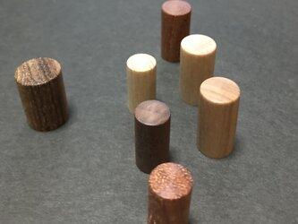 木製ハンドル「ストレートタイプ」の画像