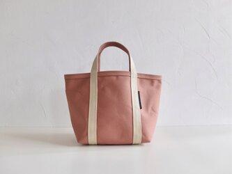 tote bag S size ウスベニの画像