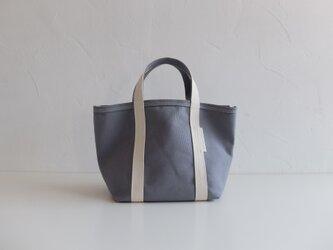 tote bag S size クールグレーの画像