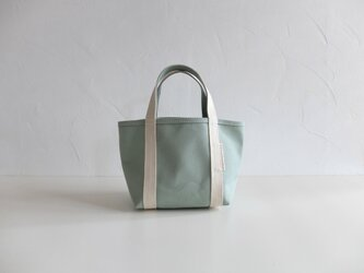 tote bag XS size セラドンの画像