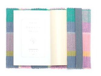 kofu ブックカバー ピンクの画像