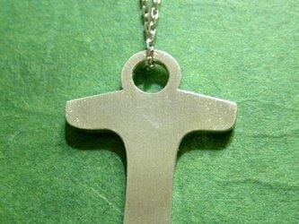 十字架ネックレスの画像