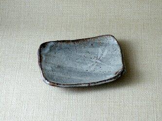 長方皿(抜き絵とんぼa)の画像