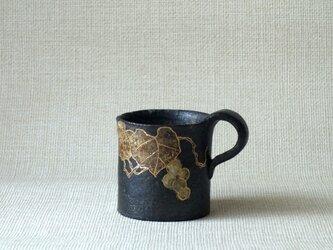 マグカップ(金彩ぶどう紋A)の画像