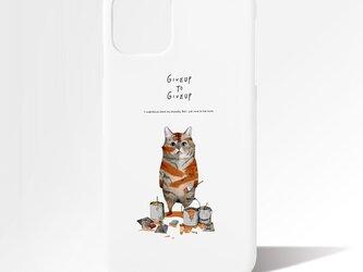 Originalスマホケース「トラになりたいネコ」の画像