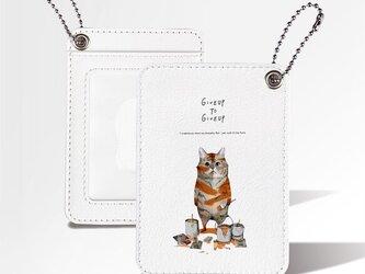 Originalカードケース「トラになりたいネコ」の画像