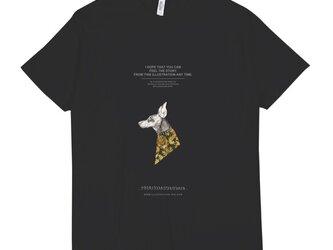 「Doberman」 Tシャツ/送料込みの画像