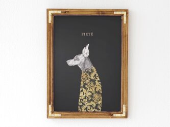 A3ポスター「Doberman」の画像