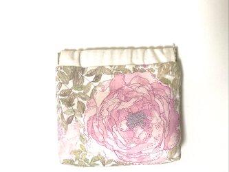 リバティバネポーチ rose xantheの画像
