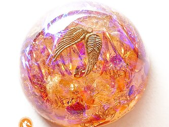 大天使ウリエルのハグ オルゴナイト do1014auhug00001の画像