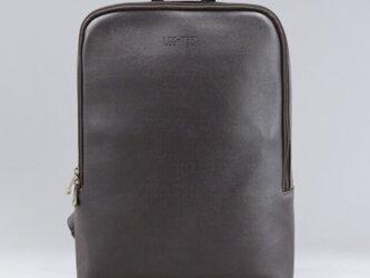 リュック レディース メンズ パソコン13インチ 防水 レザー プレゼント 鞄の画像