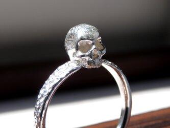 スカル・リング * Skull Silver Ringの画像