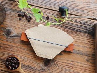 コーヒーフィルターホルダー ウメの画像