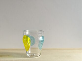 丸cup 涼 5  グラス ビアグラスの画像