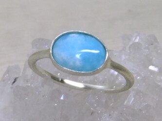 ヘミモルファイト*925 ringの画像