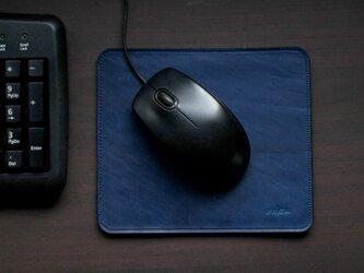 藍染革[migaki] マウスパッドの画像