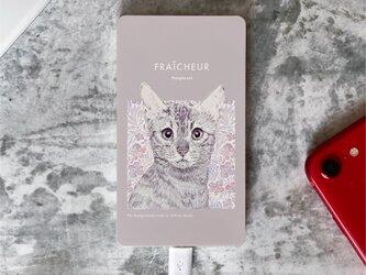 「Cat」Original ワイヤレス充電器の画像