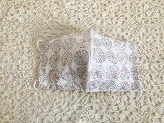 admi fabric のマスク⑤の画像