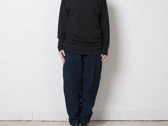 TUTU ロングスリーブTシャツ クロ(カラー:クロ、サイズ:サイズ2)の画像