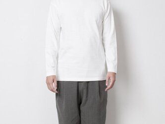 TUTU ロングスリーブTシャツ オフ白(カラー:オフ白、サイズ:サイズ3)の画像