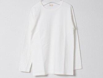 TUTU ロングスリーブTシャツ オフ白(カラー:オフ白、サイズ:サイズ2)の画像