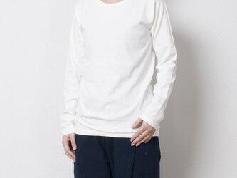 TUTU ロングスリーブTシャツ オフ白(カラー:オフ白、サイズ:サイズ1)の画像