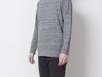 TUTU ロングスリーブTシャツ チャコール杢(カラー:チャコール杢、サイズ:サイズ3)の画像