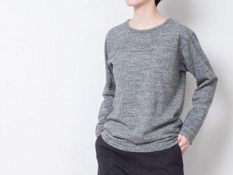 TUTU ロングスリーブTシャツ チャコール杢(カラー:チャコール杢、サイズ:サイズ1)の画像