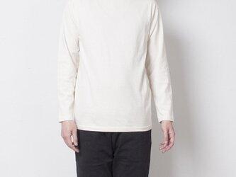 TUTU ロングスリーブTシャツ キナリ(カラー:キナリ、サイズ:サイズ3)の画像
