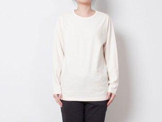 TUTU ロングスリーブTシャツ キナリ(カラー:キナリ、サイズ:サイズ2)の画像