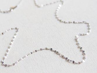 【受注制作】- Silver - Chain Necklaceの画像