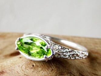 ペリドット リング * Peridot Ringの画像