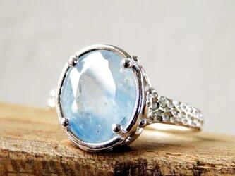 サファイア リング * Sapphire Ring bwの画像