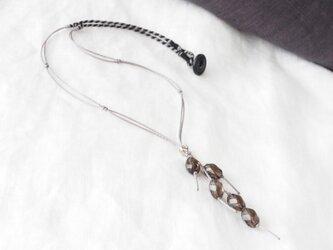 Hanging Pendant(スモーキークォーツ)の画像