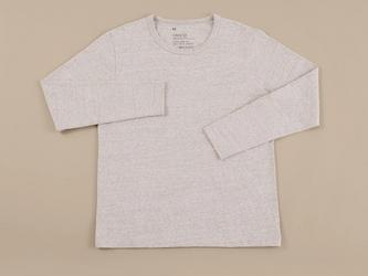 HANMO 30 Long T-Shirts Moku-Gray(サイズL)の画像