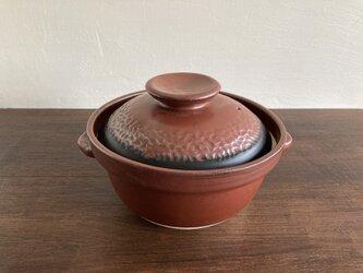 ご飯用土鍋 1合炊【直火対応】の画像
