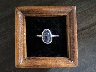 アイオライト(silver seen)のRing Ⅴの画像