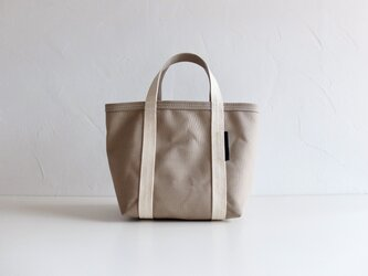 tote bag S size マッシュルームの画像