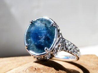 サファイア リング * Sapphire Ring llbの画像