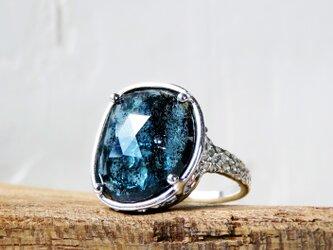 モスカイヤナイトリング * Moss Kyanite Ringの画像