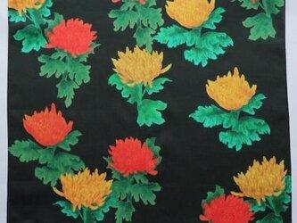コットン マルチクロス「菊」WAの画像