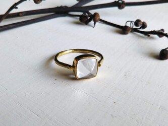 crystal ringの画像