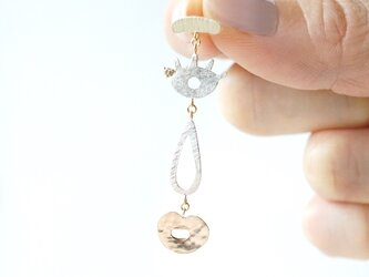 Face earring  *Single / Rightの画像