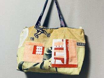 No.1372 手ぬぐいトートバッグの画像