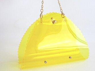 ツイン マスクケース 「レモンイエロー」 マスク入れの画像