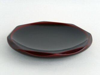 溜 45ダイヤ型銘々皿の画像