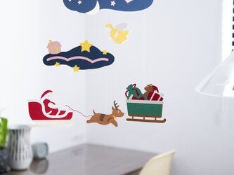 モビール:サンタクロースが往くーHoly Nightーの画像