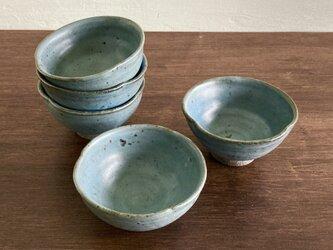 わら灰釉小鉢の画像