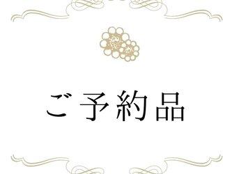 【イヤリング】ラピスラズリのレースフープ・小の画像